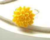 My Marigold Ring
