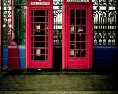 London Calling - Color Photo - 8 x 10