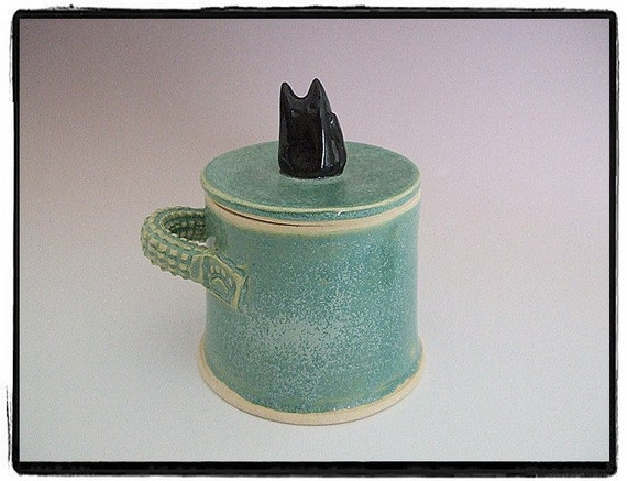 Third Layway for dkx2-Fresh Tasting Butter in your Black Cat Butter Crock