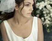Tulle Pouf Bridal Veil