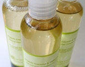 Organic Coconut and Hibiscus Hair Conditioning Oil 4 oz.