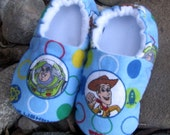Toy Story Shoopers Soft Shoes for Baby and Toddler
