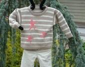 Starfish Childrens Pullover Pattern