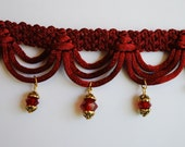 Red Swarovski Crystal Choker