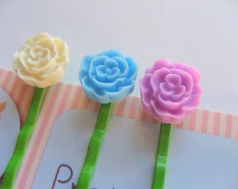 How Does Your Garden Grow hairpin trio (Collection 1)