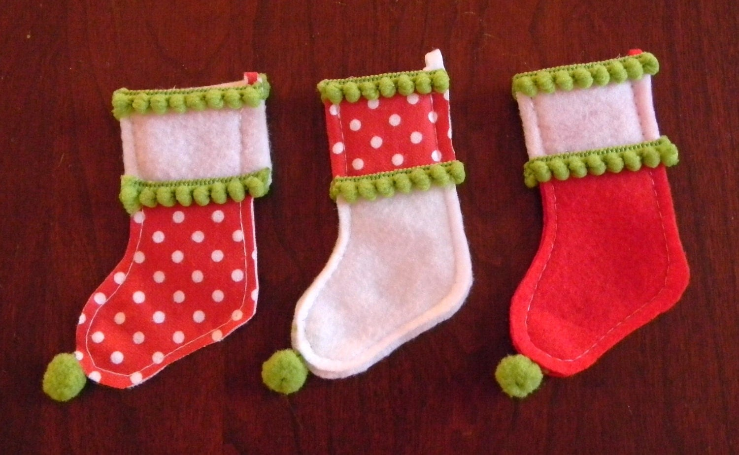 American Girl Doll Christmas Stocking