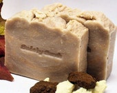 Frankincense and Myrrh Soap Cake