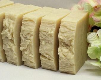Green Goddess Soap Cake