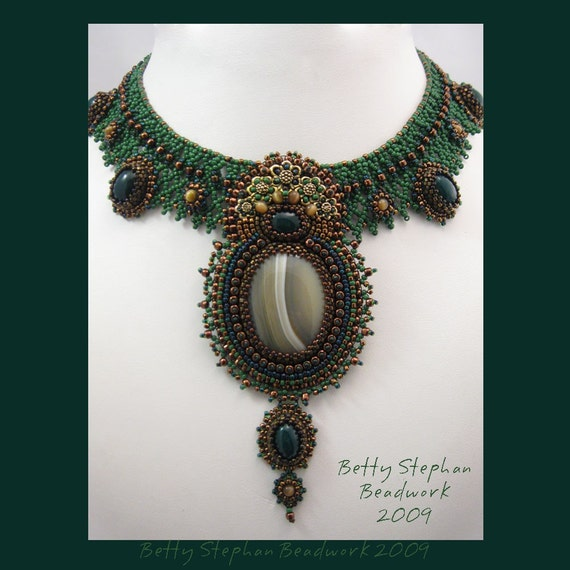 RESERVED FOR MARGIE-Netted Grace Necklace