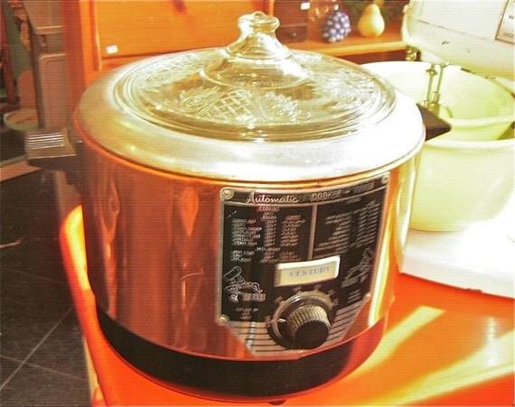 Century Copper Cooker Fryer