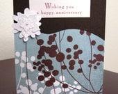 Happy Anniversary Card-FREE SHIPPING