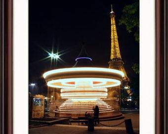 Eiffel Tower, Paris, France - Fine Art Print