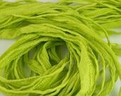 2mm Silk Strings Fairy Ribbon Taffeta Ribbon Silk Ribbon Silk Necklace Cord
