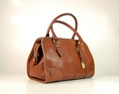 Rusty  leather doctor speedy bag
