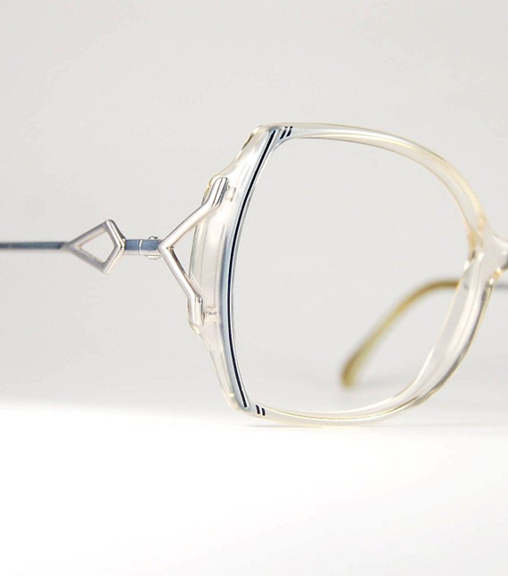 Eyeglasses Frame Made In Germany : Vintage Metzler Retro Eyeglass Frames made in Germany