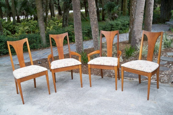 vintage danish style dining chairs