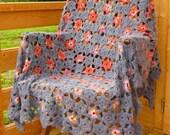 Starry Starry Night Blanket - PDF Crochet Pattern