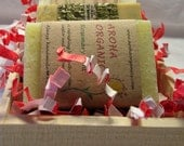 Soap Gift Pack   Three soaps of your choice in handmade gift box