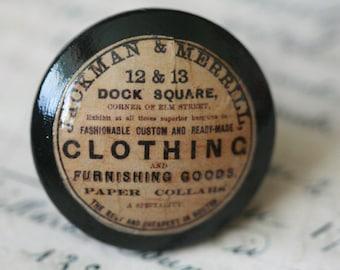 Vintage Knob Clothing 2 Door Pulls