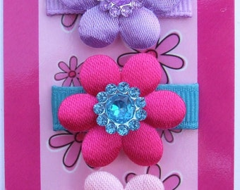 Joyce Ann Baby Snap Hair Clip Set