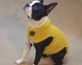 Size Small Dog Sweater Ultra Warm and Thick Ready to Ship