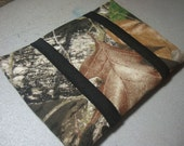 Padded eReader Sleeve in Mossy Oak for Nook Tablet and Color, Kindle Keyboard and Fire