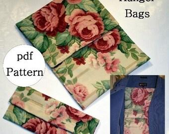 Keep It Safe Hanger Bags pdf Sewing Pattern