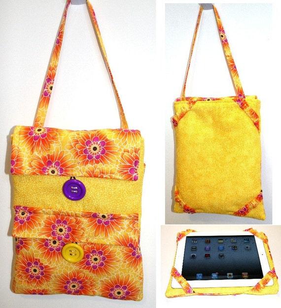 Multifunctional iPad Case pdf Sewing Pattern