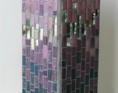 Glitter and Glam - Tall Vase