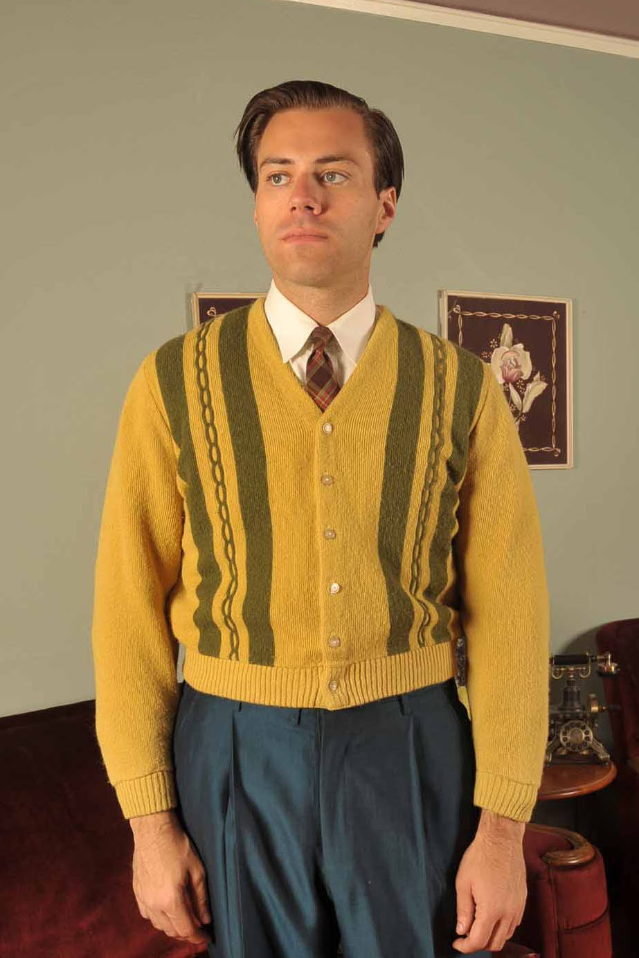 vintage 1960s sweater mens fashion at fab gabs the mr