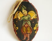 Angel Ornament, Spanish Colonial Style