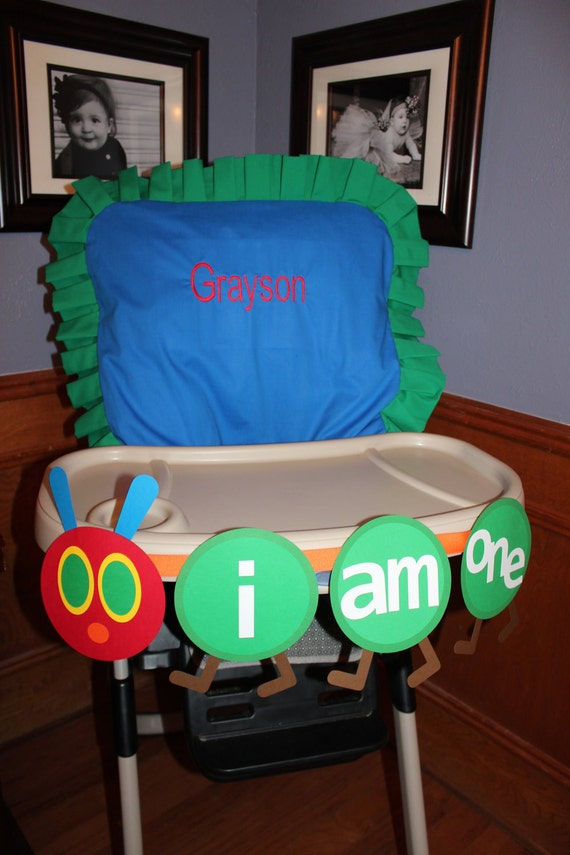 Items Similar To Funny Sweatshirt Cool Baseball Tshirt: Items Similar To The Very Hungry Caterpillar High Chair