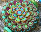 Caribbean Blue Lotus Flower