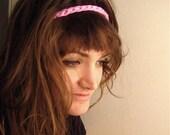 lil pink n easy headband