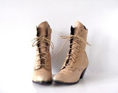 victorian lace up boot . 5
