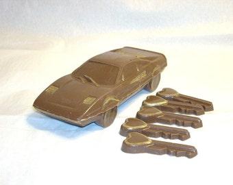 Chocolate Ferrari