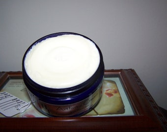 Muscle Relief Cream- whipped Shea body butter 4.5 ounces