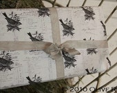 Digital  Download No. 172, Print Your Own, All Occasion French Wrapping Paper