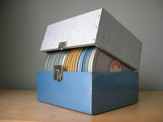 Super 8 Home Movie Case with Reels