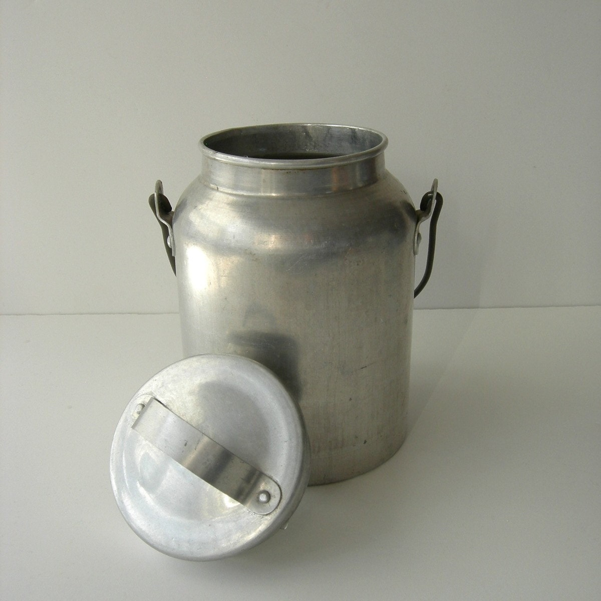 Small Vintage Milk Pail
