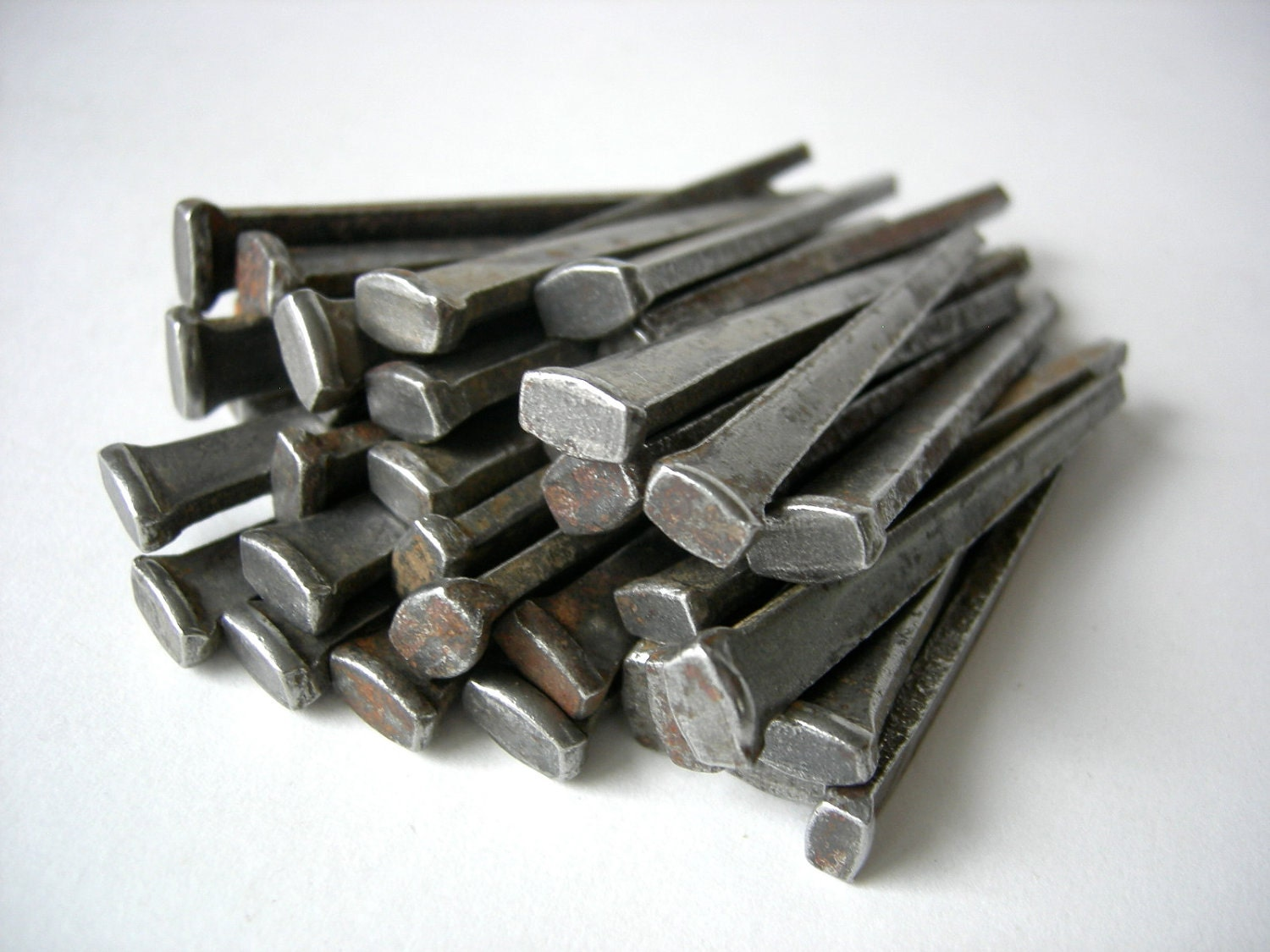 Square Head Nails set of 25