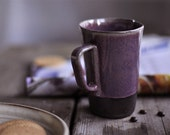 Rustic Handbuilt Mugs - Available in 3 Colors