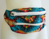 NEW Turquoise Navajo Fanny Pack