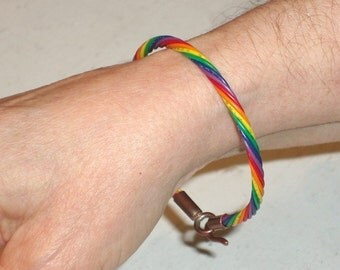 Tolerance and Harmony Bracelet
