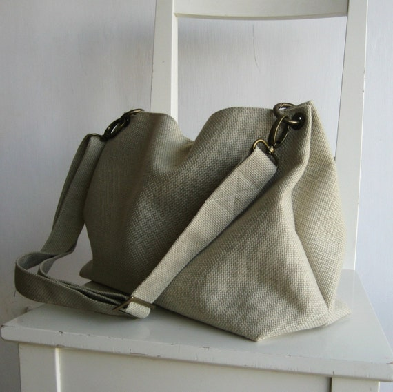 Egg shell Canvas Tote