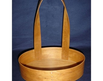 No. 5 Cherry Hanging Shaker Style Carrier