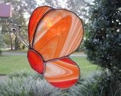 Orange Stripe Butterfly