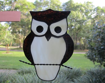 Hooty the Owl Suncatcher