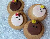 Baby Cookie Magnet...Made to order