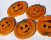 Magnet Pumpkin Cookie  Made to order
